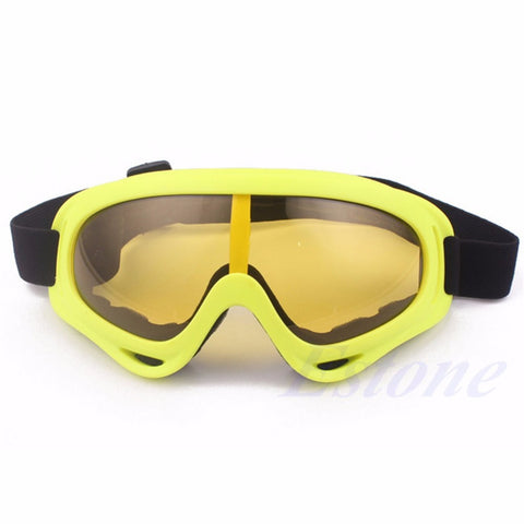 Steam Punk Goggles Ski Snowboard MX Motocross ATV - Giftz Stop - 6