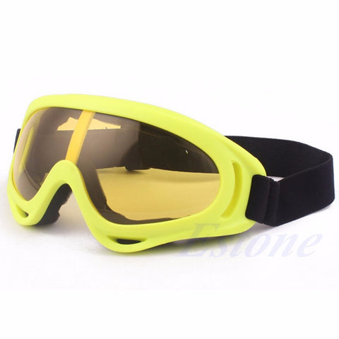 Steam Punk Goggles Ski Snowboard MX Motocross ATV - Giftz Stop - 7
