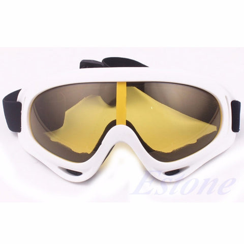 Steam Punk Goggles Ski Snowboard MX Motocross ATV - Giftz Stop - 5