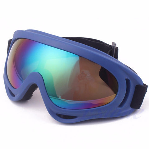 Steam Punk Goggles Ski Snowboard MX Motocross ATV - Giftz Stop - 3