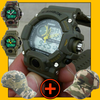 Image of S-Shock Digital Military Waterproof Watch [40% OFF] + Bonus Camo Cap