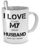 Image of I Love My Husband (When He's Out Fishing) - Giftz Stop - 2