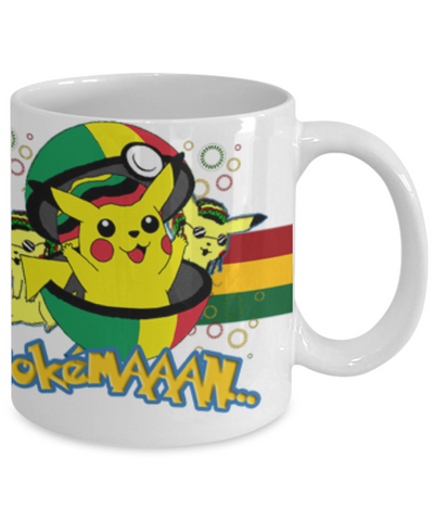 FREE Pokemaaan Mug - Pokemon Go Man! [Just Pay S&H] - Giftz Stop - 3