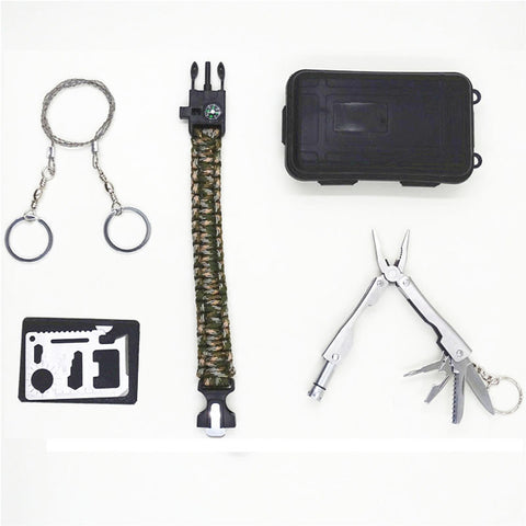 Multitools Survival Kit [FREE SHIPPING]