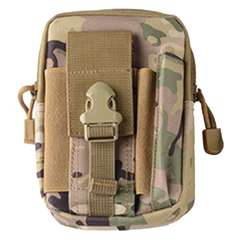 Camouflage Multi Function Waist Pack [FREE SHIPPING!]
