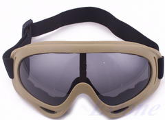 Steam Punk Goggles Ski Snowboard MX Motocross ATV - Giftz Stop - 1