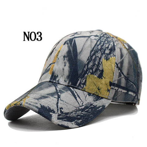 Snapback Camo Bone Caps [NEW]