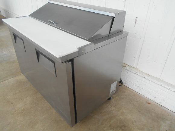 Commercial Prep Tables w/ Refrigeration