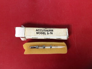 #2746 Model S-76 Accutherm Snap-In Temperature Sensor