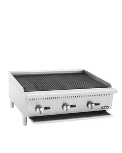 New ATOSA ATRC-36 36″ Radiant Broiler NEW! COMMERCIAL KITCHEN