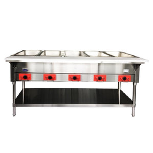 NEW Atosa CSTEB-5C Electric Steam Table 240v