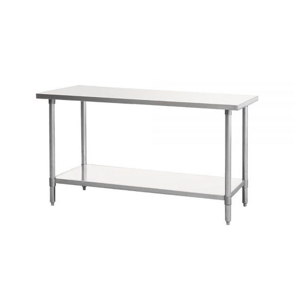 New! Atosa SSTW-2472- 24″ Series – 72″ Work Table Stainless