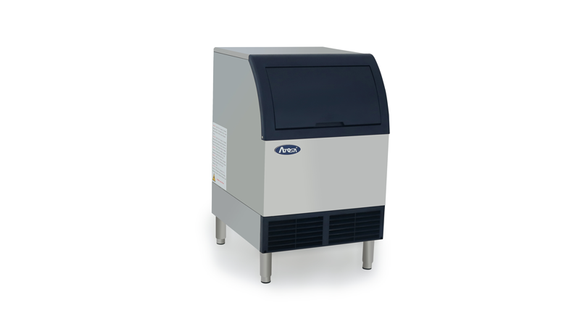 NEW ICE MAKER  ATOSA YR140-AP-161 142lb