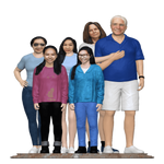 Family/Group Figurines