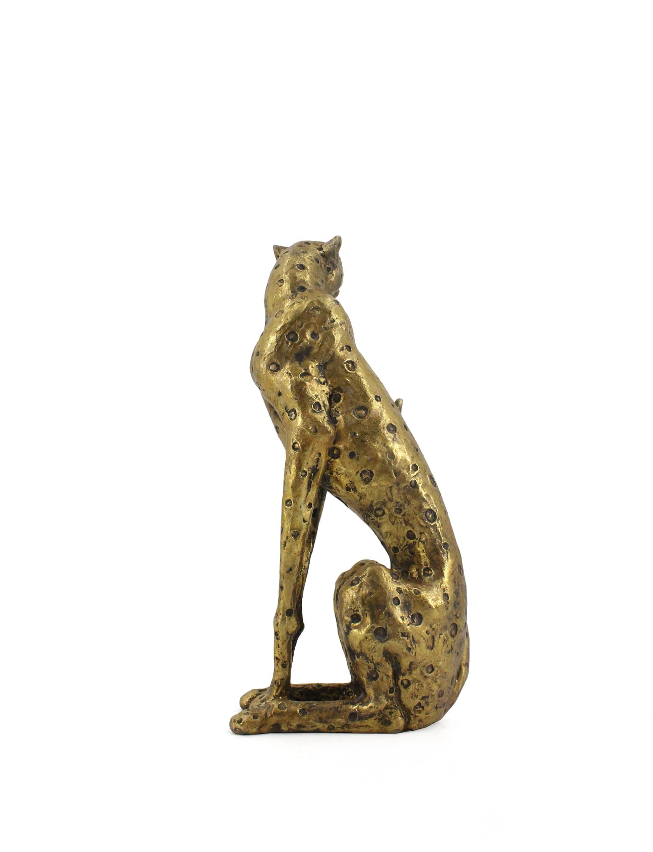 Animal Figurine-Leopard Figurine