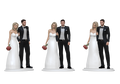 Wedding Cake Topper Figurine- LOVE