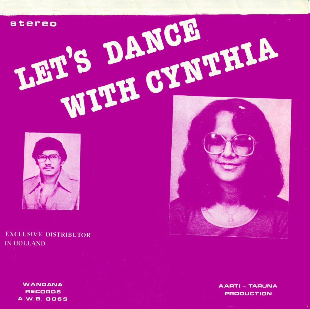 Let's Dance With Cynthia
