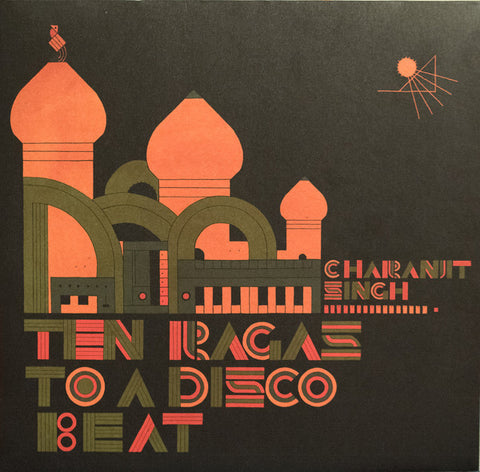 Charanjit Singh ‎- Synthesizing: Ten Ragas To A Disco Beat