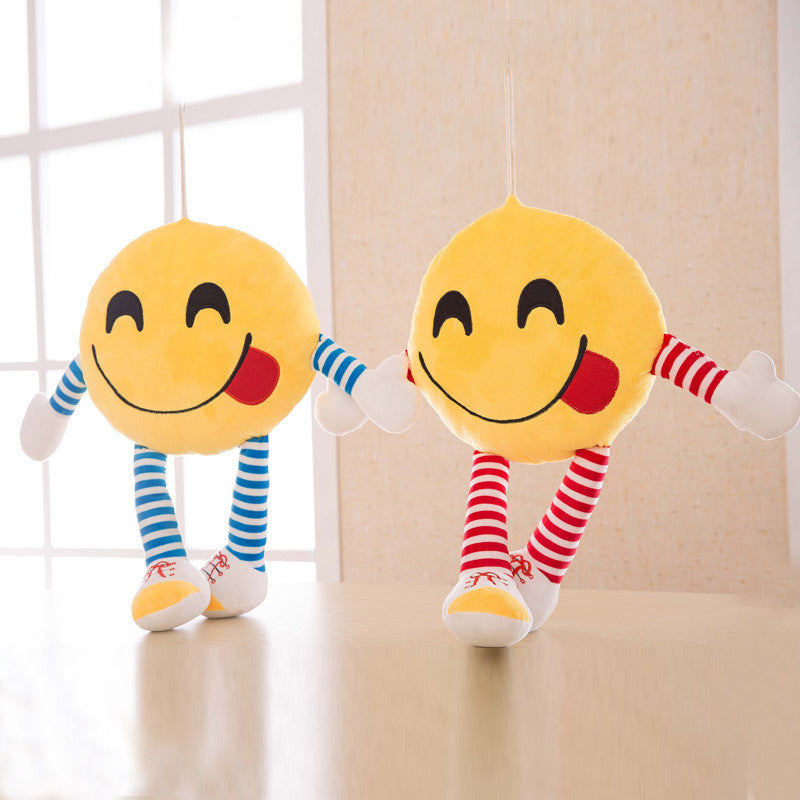 Emoji New Design Kids Toys Pillow Birthday Gifts For Babies