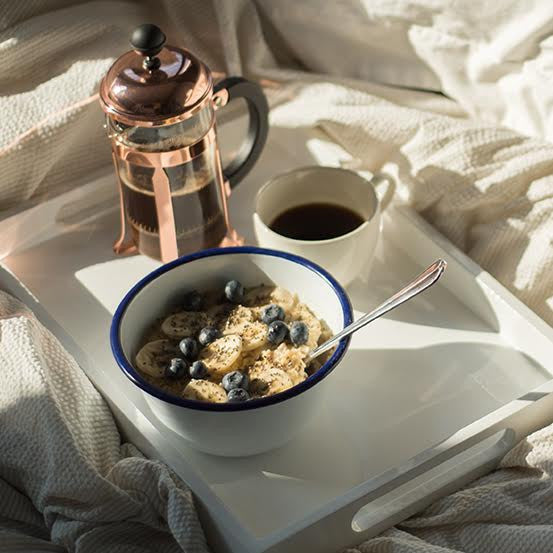 Around the world: breakfast in bed fit for a King (Size)