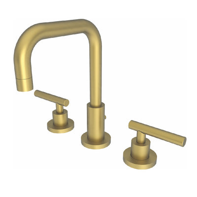 Satin Brass Faucets
