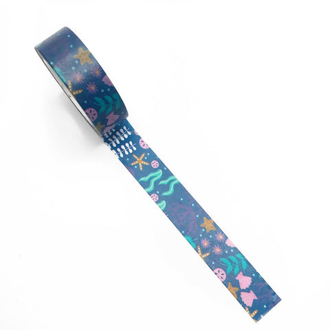 Reef Washi Tape