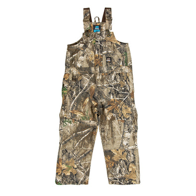 Youth Softstone Insulated Bib Overall