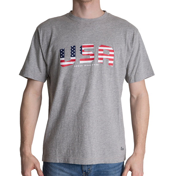 BERNE Freedom Graphic Tee