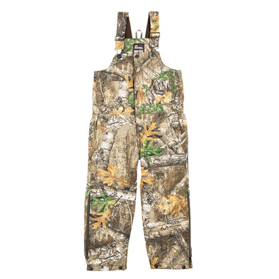 Youth Bucksnort Insulated Bib Overall