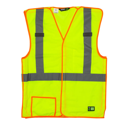 Hi-Visibility Easy-Off Vest