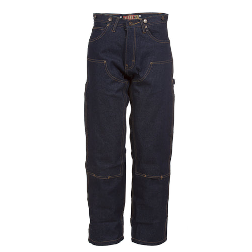 Rigid Denim Double Knee Carpenter Jean