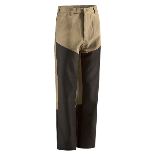 Washed Duck Brush Pant