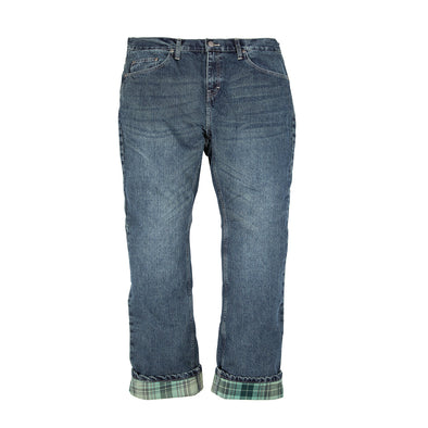 Women's Flannel Lined Quarry Jean