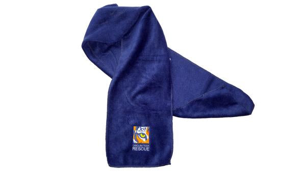 Featured Item of the Week - Fleece Scarf with Logo!