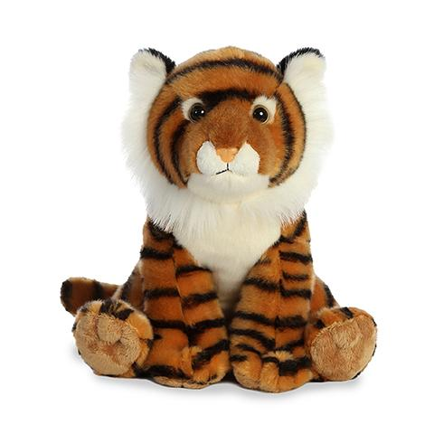 DN Tiger Plush 12