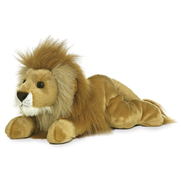 Flopsie Lion Plush 12
