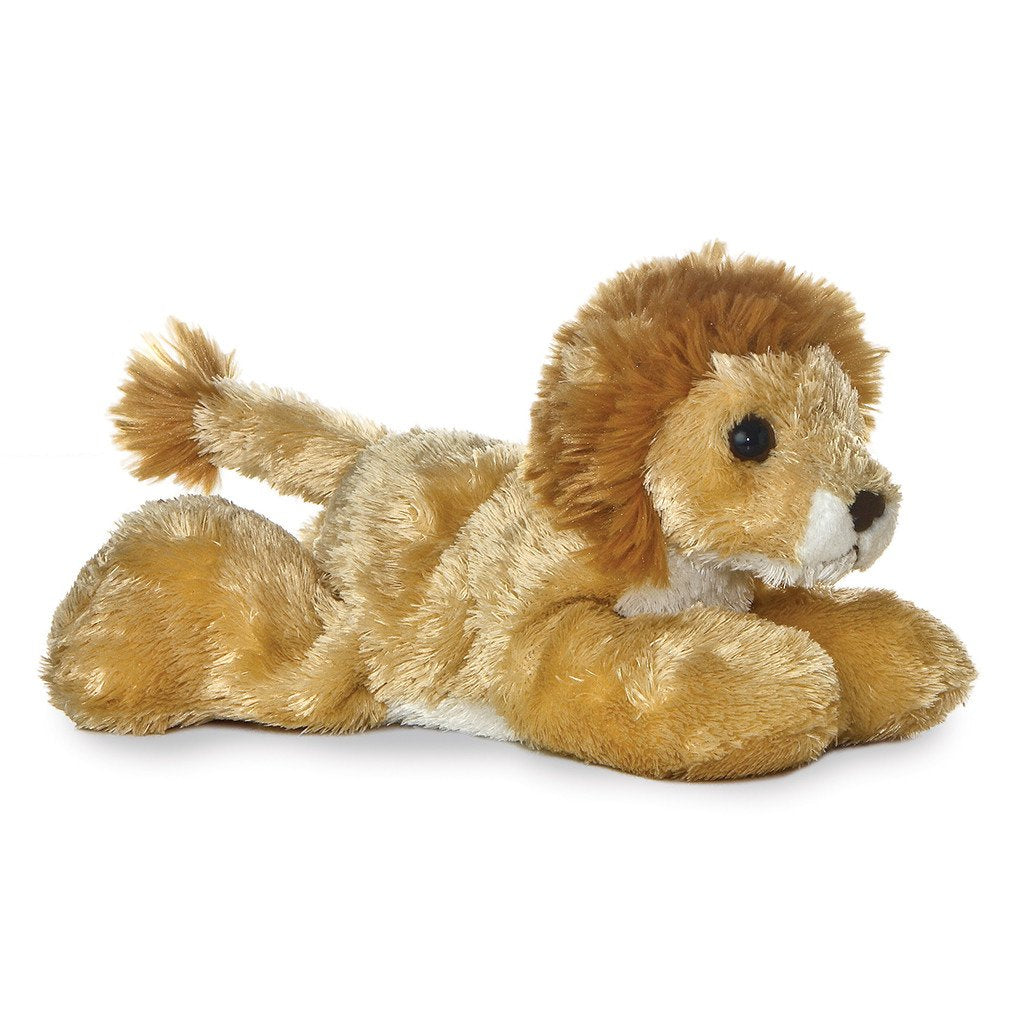 Flopsie Lion Plush 8