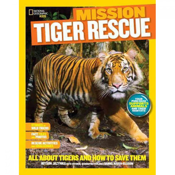 """Mission Tiger Rescue"""