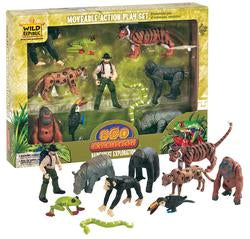 Rainforest Moveable Playset
