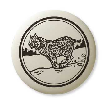 Bobcat Pathfinder Necklace