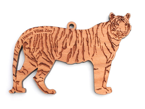 Wooden Ornament - Tiger
