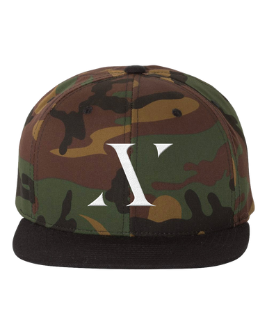 American Young Hat - Camo