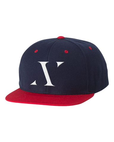 American Young Hat - Navy