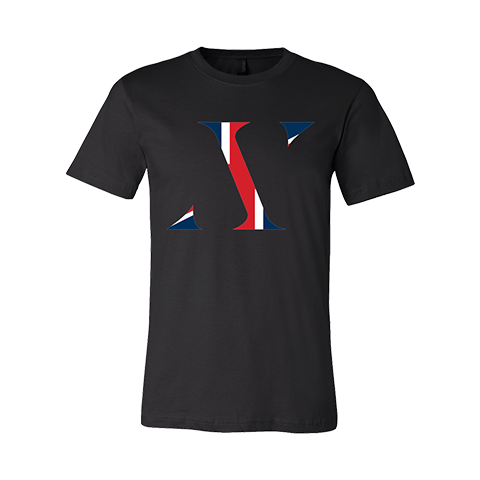 American Young Union Jack Tee