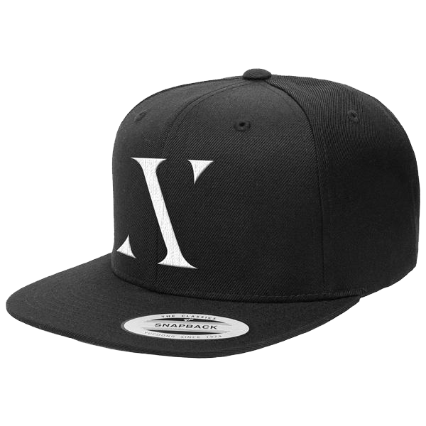 American Young Hat - Black