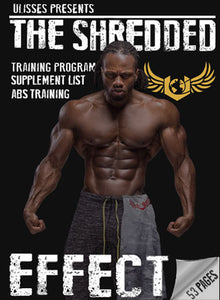Ulisses Jr Get Shredded Pdf