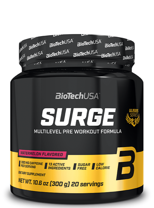 NEW SURGE PRE WORKOUT