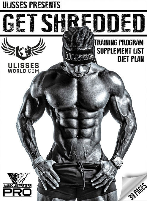 Get Shredded
