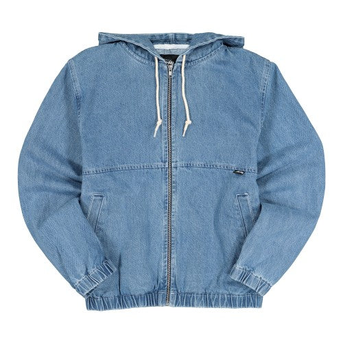 Stüssy Denim Work Jacket Indigo