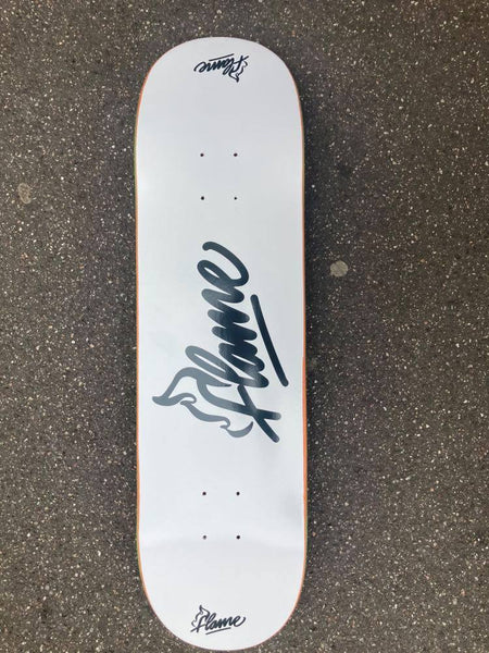 The Flame Skateboard Deck